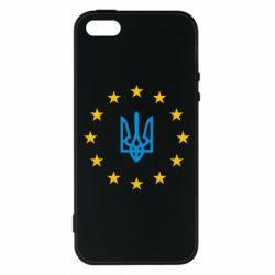Чехол для iPhone5/5S/SE ЕвроУкраїна