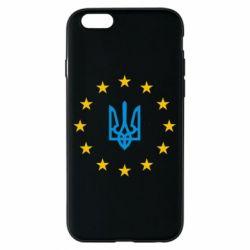 Чехол для iPhone 6/6S ЕвроУкраїна