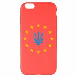 Чехол для iPhone 6 Plus/6S Plus ЕвроУкраїна