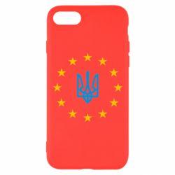 Чохол для iPhone 8 ЕвроУкраїна