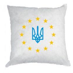 Подушка ЕвроУкраїна - FatLine