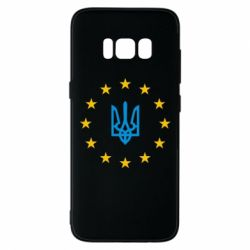 Чохол для Samsung S8 ЕвроУкраїна