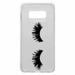 Чохол для Samsung S10e Eyelashes