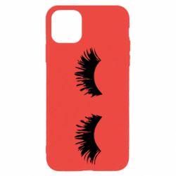 Чохол для iPhone 11 Pro Eyelashes