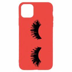 Чохол для iPhone 11 Pro Max Eyelashes