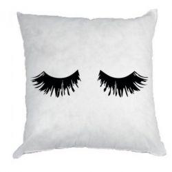 Подушка Eyelashes