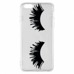 Чохол для iPhone 6 Plus/6S Plus Eyelashes