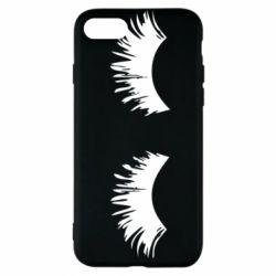 Чохол для iPhone 7 Eyelashes