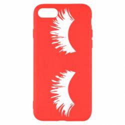 Чохол для iPhone 8 Eyelashes