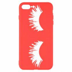 Чохол для iPhone 8 Plus Eyelashes