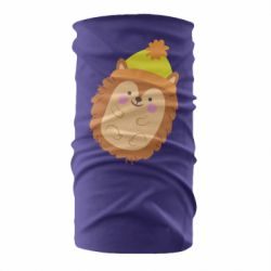 Бандана-труба Їжачок в шапочці