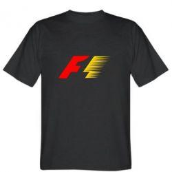 Мужская футболка F1 - FatLine
