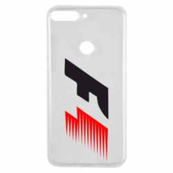Чехол для Huawei Y7 Prime 2018 F1 - FatLine