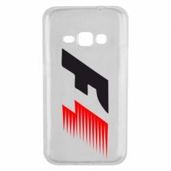 Чехол для Samsung J1 2016 F1 - FatLine