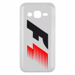 Чехол для Samsung J2 2015 F1 - FatLine