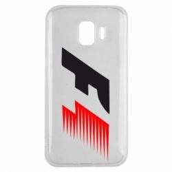Чехол для Samsung J2 2018 F1 - FatLine