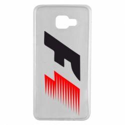 Чехол для Samsung A7 2016 F1 - FatLine