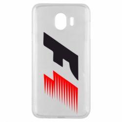 Чехол для Samsung J4 F1 - FatLine