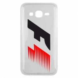 Чехол для Samsung J5 2015 F1 - FatLine