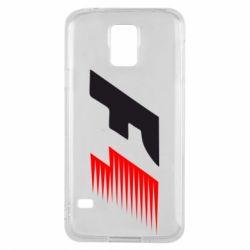 Чехол для Samsung S5 F1 - FatLine