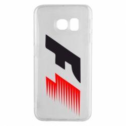 Чехол для Samsung S6 EDGE F1 - FatLine