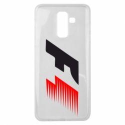 Чехол для Samsung J8 2018 F1 - FatLine