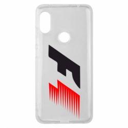 Чехол для Xiaomi Redmi Note 6 Pro F1 - FatLine