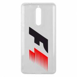 Чехол для Nokia 8 F1 - FatLine