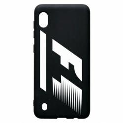 Чехол для Samsung A10 F1 - FatLine