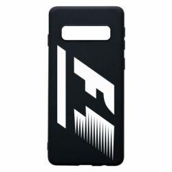 Чехол для Samsung S10 F1 - FatLine