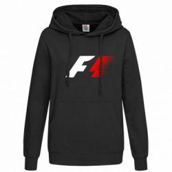 Женская толстовка F1 - FatLine