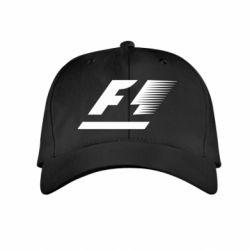 Детская кепка F1 - FatLine