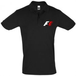 Мужская футболка поло F1