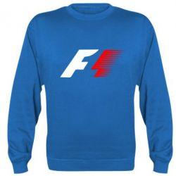 Реглан (свитшот) F1 - FatLine