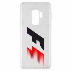 Чехол для Samsung S9+ F1