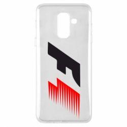 Чехол для Samsung A6+ 2018 F1 - FatLine