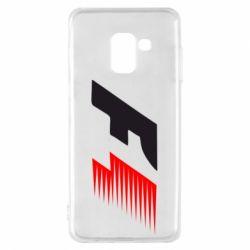 Чехол для Samsung A8 2018 F1 - FatLine