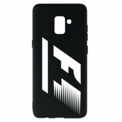 Чехол для Samsung A8+ 2018 F1 - FatLine