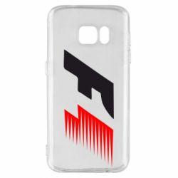 Чехол для Samsung S7 F1 - FatLine