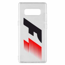 Чехол для Samsung Note 8 F1 - FatLine