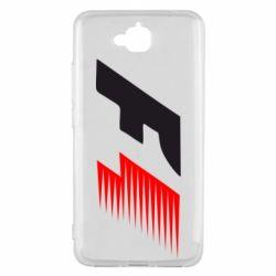 Чехол для Huawei Y6 Pro F1 - FatLine