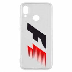 Чехол для Huawei P20 Lite F1 - FatLine