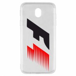 Чехол для Samsung J7 2017 F1 - FatLine