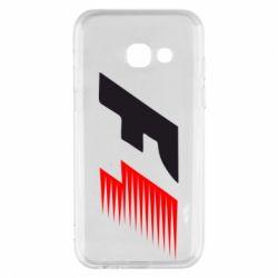 Чехол для Samsung A3 2017 F1 - FatLine