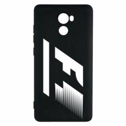 Чехол для Xiaomi Redmi 4 F1 - FatLine