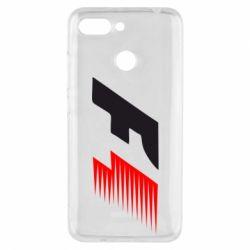 Чехол для Xiaomi Redmi 6 F1 - FatLine