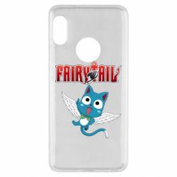 Чохол для Xiaomi Redmi Note 5 Fairy tail Happy