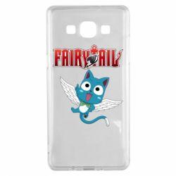 Чохол для Samsung A5 2015 Fairy tail Happy