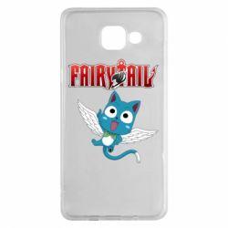 Чохол для Samsung A5 2016 Fairy tail Happy