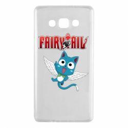 Чохол для Samsung A7 2015 Fairy tail Happy